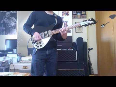 Vox Ac50 - Beatles Demo