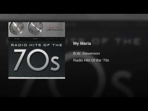 B.W. Stevenson - My Maria
