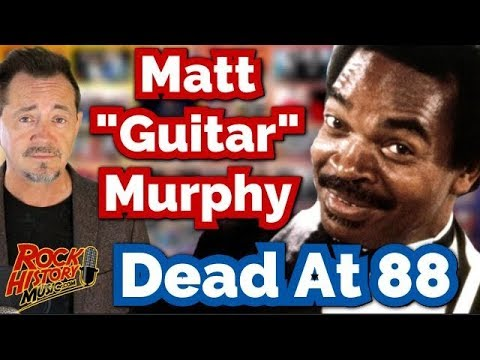 Blues Brothers Guitarist Matt 'Guitar' Murphy Dead at 88 from YouTube · Duration:  1 minutes 52 seconds