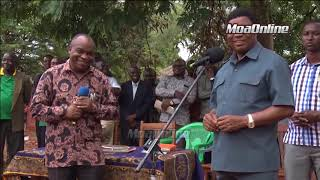 Waziri Mkuu MAJALIWA Akagua Ujenzi Wa Zahanati Mibure