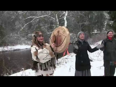 Shaman Shakuntali in Estonia