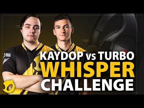 Turbopolsa vs Kaydop Whisper Challenge | Team Dignitas Rocket League thumbnail