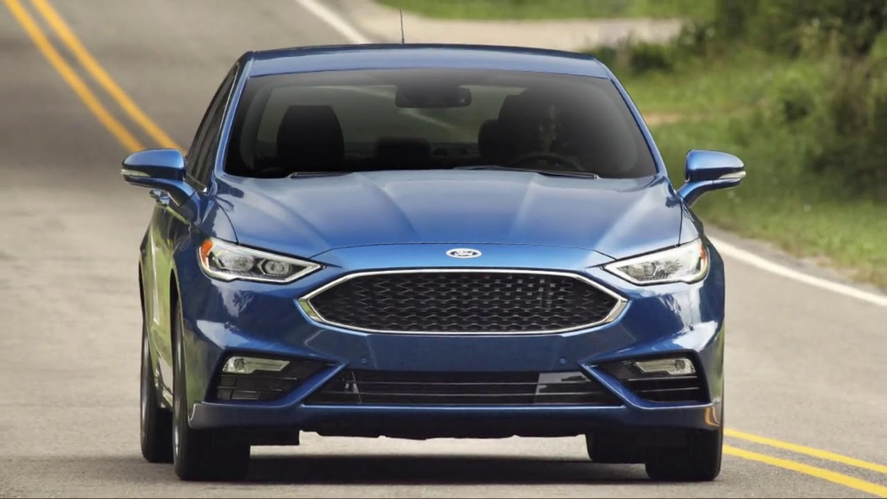 2017 Ford Fusion Features Review