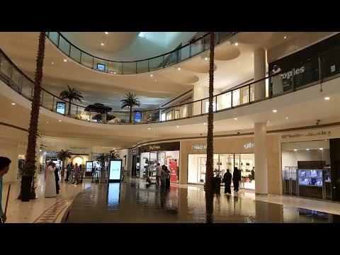Alfaisaliah Mall in Riyadh