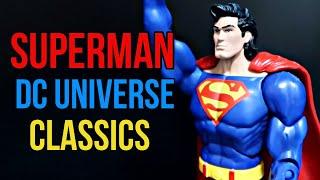 SUPERMAN ACTION FIGURE REVIEW | DC Universe Classics (2008)