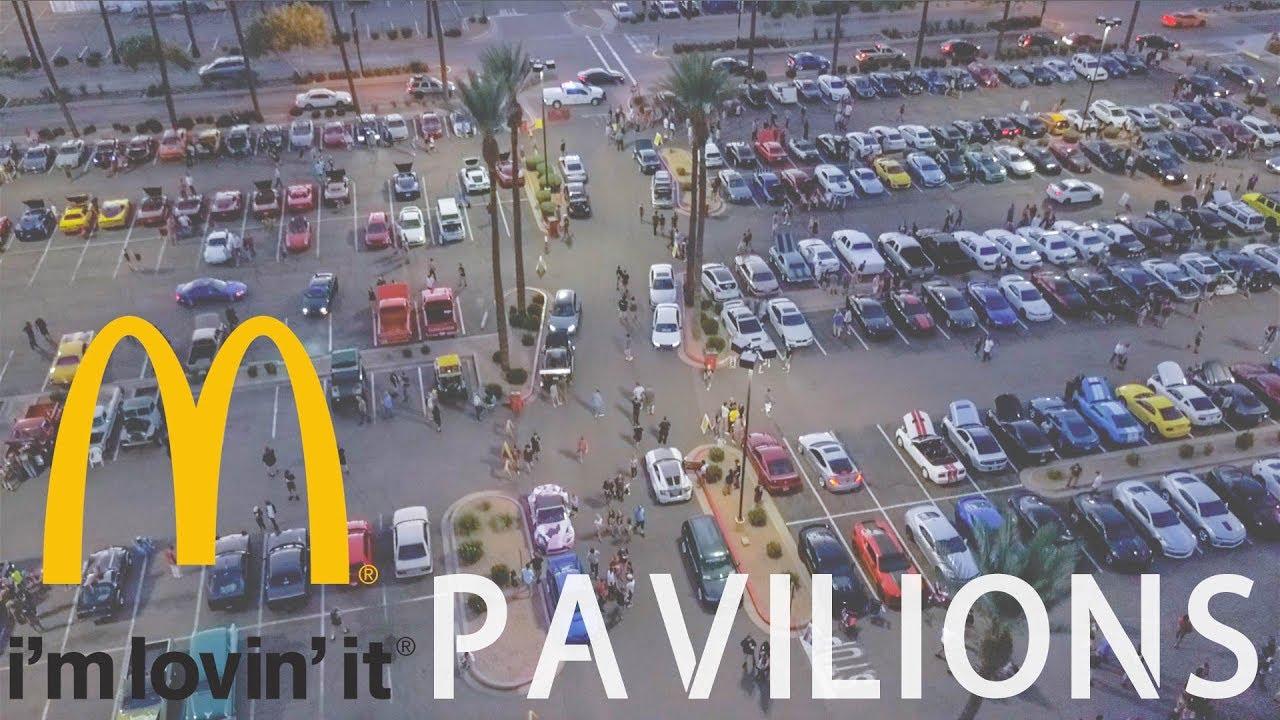 McDonalds Scottsdale Pavilions AZ Car Show YouTube - Scottsdale az car show