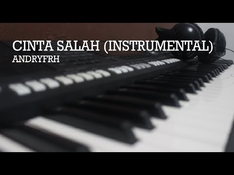 Cinta Salah-Caitlin Halderman Piano Instrumental