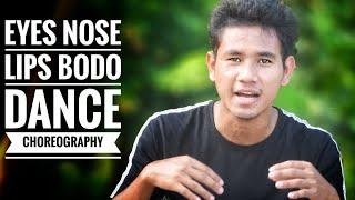 #nwjwr #bodolanddance #eyesnoselips nEyes nose lips bodo dance choreography || Bodoland Dance