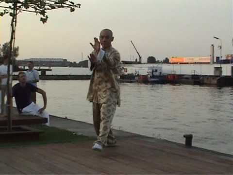Xingyiquan demonstration