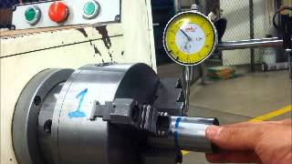 Three Jaw Chuck Workholding and Total Indicated Runout streaming