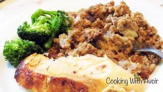 Cornbread And Sausage Dressing Recipe