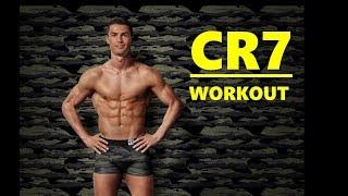 Cristiano Ronaldo workout/strength training