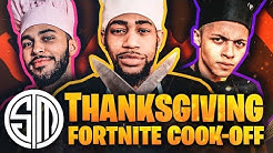 TSM Fortnite Cook-Off | Thanksgiving Edition 🦃