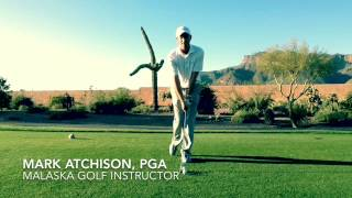 Markatchisongolf.com - Full Swing Drill #3 - The One Foot Drill