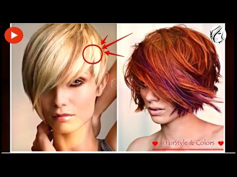 This Female Short Haircut Trends 2017