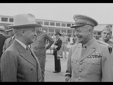 How Did Truman and Eisenhower Affect the Cold War? How Were They Different as Presidents? (2001)