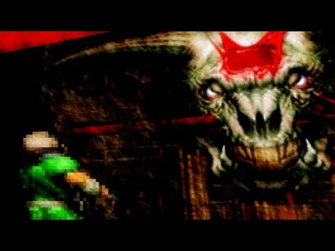 DOOM TNT Evilution - Into the Beast's Belly [Cover By DAR] - Map08, Map27, Map30