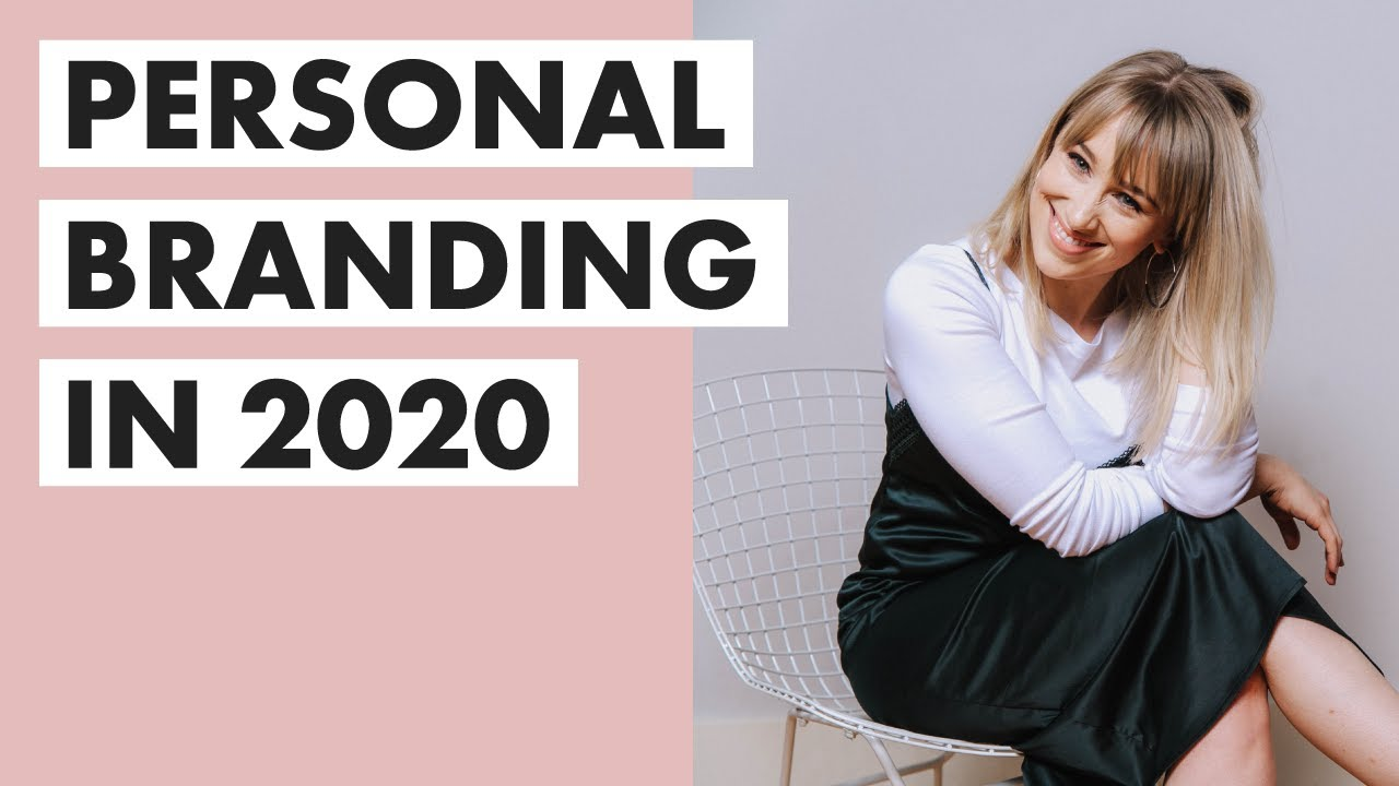 HOW TO BUILD A PERSONAL BRAND IN 2020 [Personal Branding Strategy in 5 Steps] + FREE WORKBOOK 📒