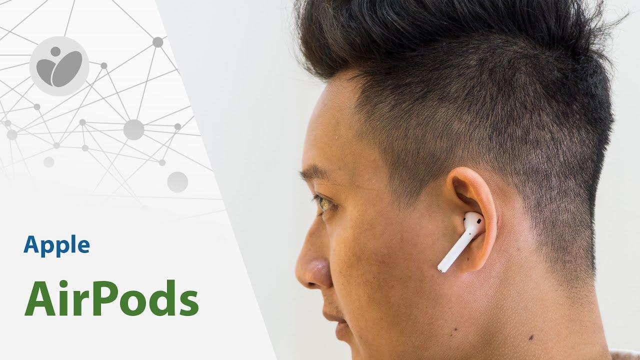 Chạm 2 lần để chuyển bài hát trên tai nghe AirPods | Tinhte.vn