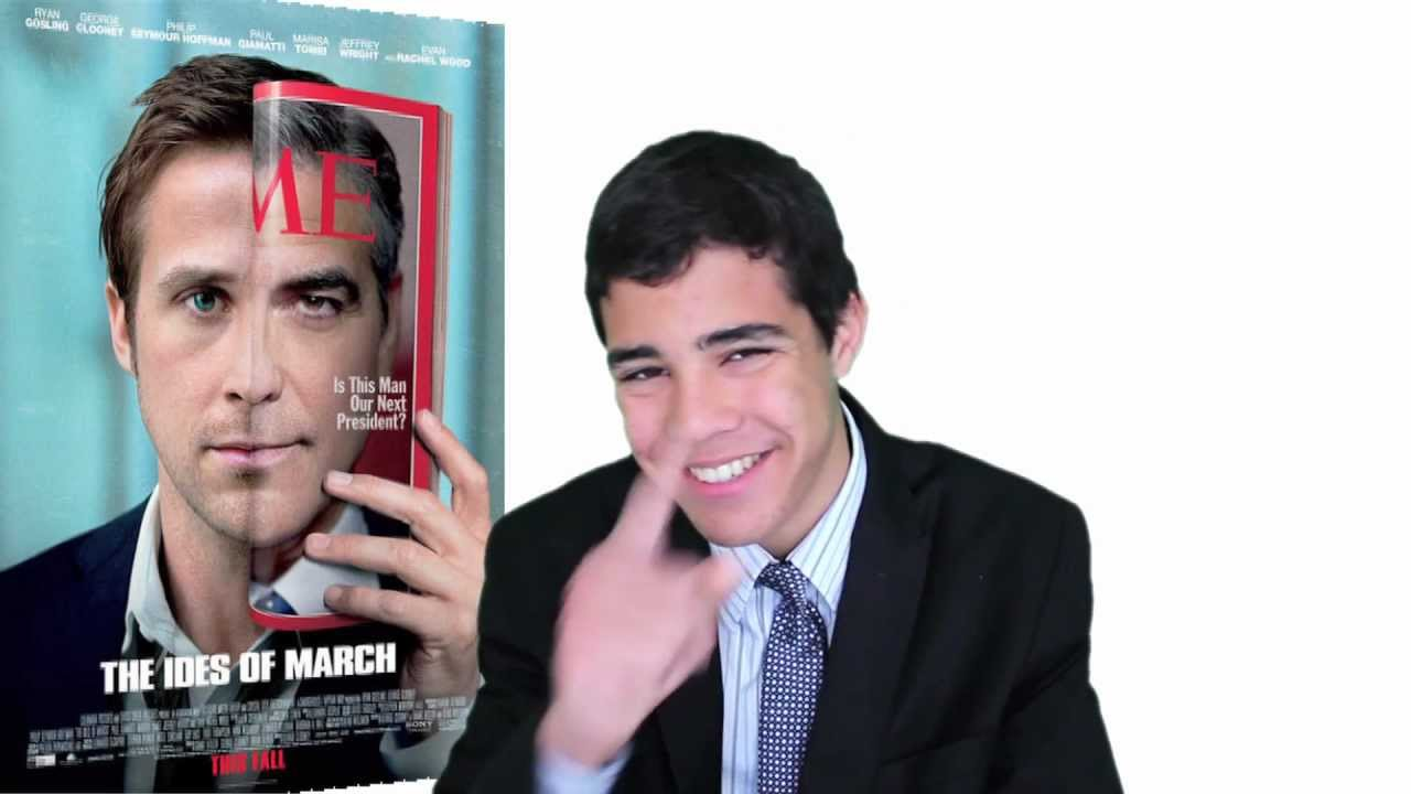 ides of march movie review The ides of march says that american politics, no less than italian, is a beachfront property with sharks surfing the waves that makes this skeptical, savory movie a fitting offering from hollywood's suavest ambassador to venice and the world.