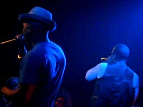 CAMP LO & TECHNICIAN THE DJ performing Coolie High LIVE in basel switzerland