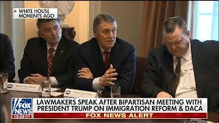 Video Senator David Perdue In White House Immigration Meeting (Part 2) download MP3, 3GP, MP4, WEBM, AVI, FLV September 2018