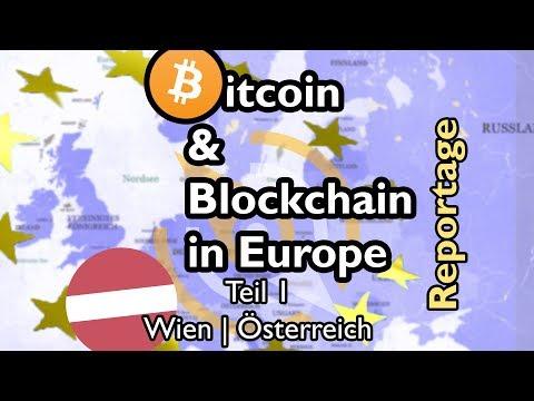 Reportage: Bitcoin in Europe - Teil 1 Wien | Vienna    /w english subtitles