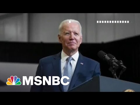 Biden Takes Infrastructure Sales Pitch To Trump Country
