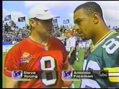 1998 Super Bowl Gridiron Skills Challenge