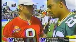 1998 NFL Pro Bowl Gridiron Skills Challenge