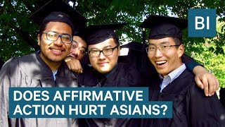 Does Affirmative Action Hurt Asian Americans?