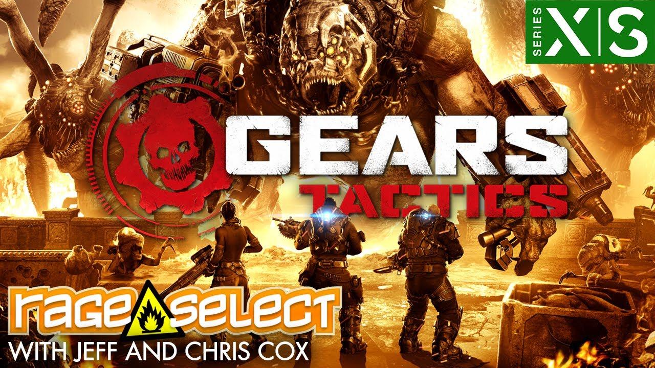 Gears Tactics - Xbox Series X (The Dojo) Let's Play