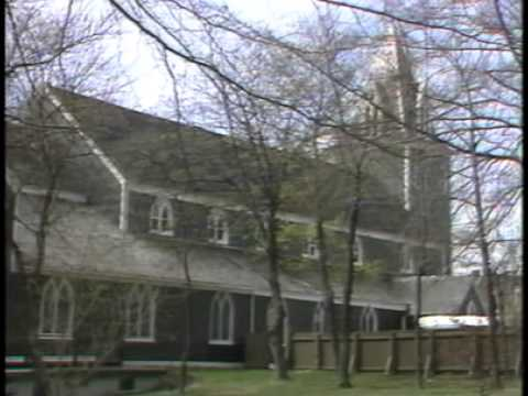Architectural history of St Johns Part 01