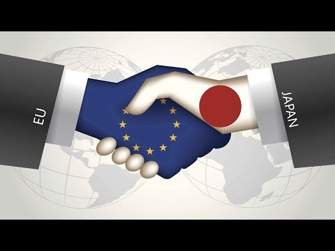 EU strikes trade deal with Japan