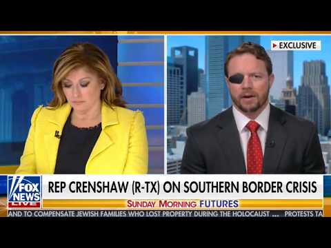Crenshaw: Our Immigration System Is Unfair To Legal Immigrants, Trafficked Children, Our Sovereignty