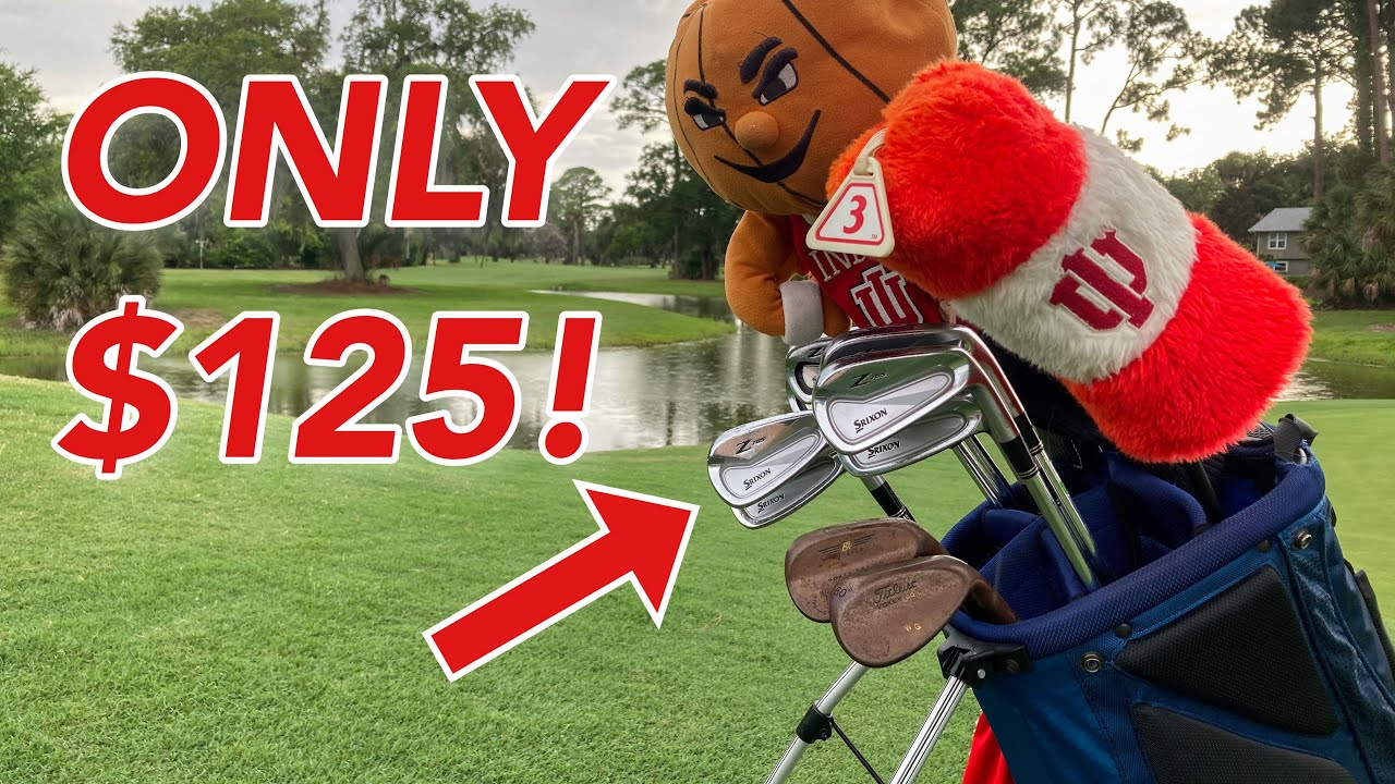 We BOUGHT $400 Worth Of GOLF CLUBS For $125!! + BIG Channel Update!!