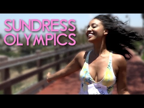 Summer Olympics: Sexy Sundress Event