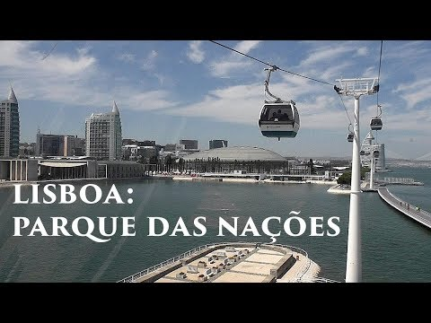 LISBOA: Parque das Nações, newest district (5/5) Portugal HD