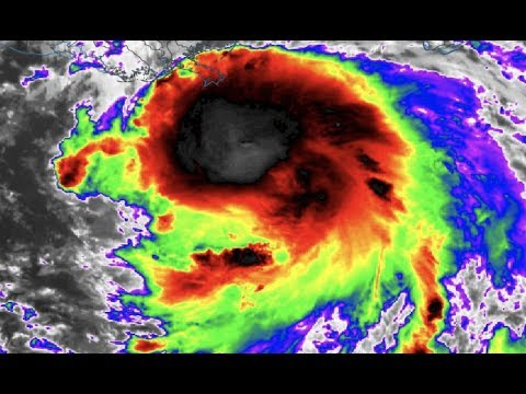 Louisiana making evacuations  ahead of NATE - Already dropping 20+ inches of rain!