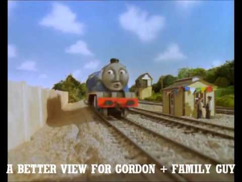 What If...A Better View For Gordon + Family Guy ...