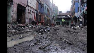 Así era por dentro El Bronx de Bogotá: Secuestros, tortura y satanismo | Noticias Caracol