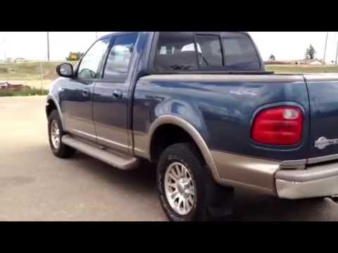 2002 ford f 150 supercrew king ranch 4wd competition chevrolet used car department youtube. Black Bedroom Furniture Sets. Home Design Ideas