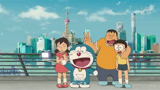 Doraemon Travel Around China,The Most Famous Tourist Attractions