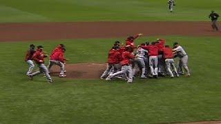 Cardinals win the National League pennant