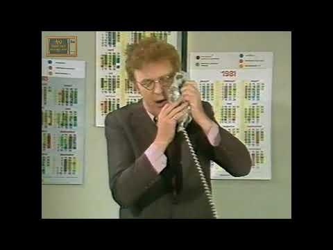 André van Duin - Ter Meulen Post Tele Thuis Show 1983