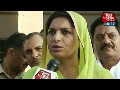 Confident about INLD win: Naina Chautala