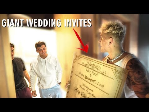You Won T Believe Who Is Coming To Our Wedding