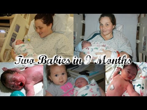 Two Babies in 9 Months | My Pregnancy Stories |