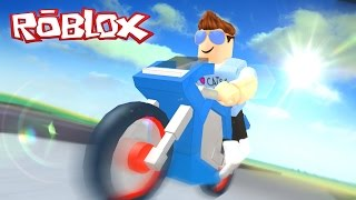 Roblox Adventures / Welcome to Bloxburg / Buying My Own Motorcycle!