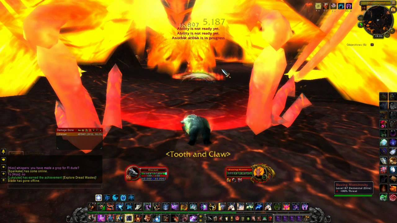 How to obtain the Fire Cat form for your lil druid! (Second method ...